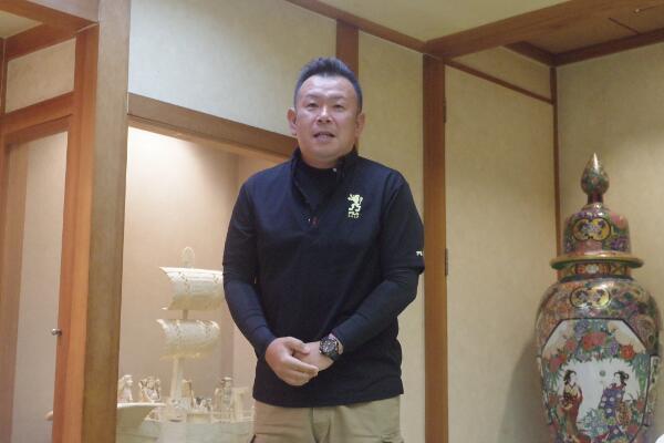 懇親会02