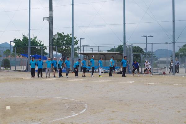 Aチーム VS Bチーム01