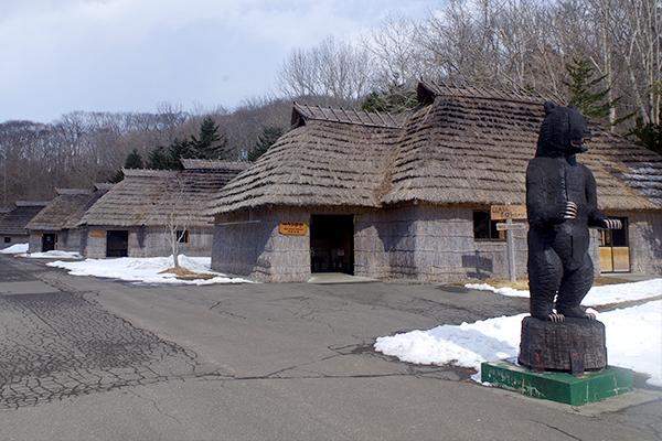 アイヌ民族博物館03