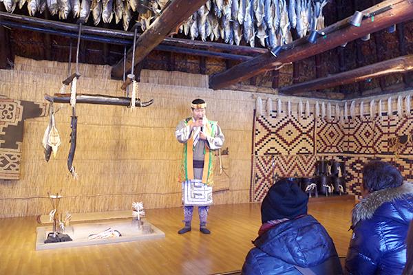 アイヌ民族博物館05