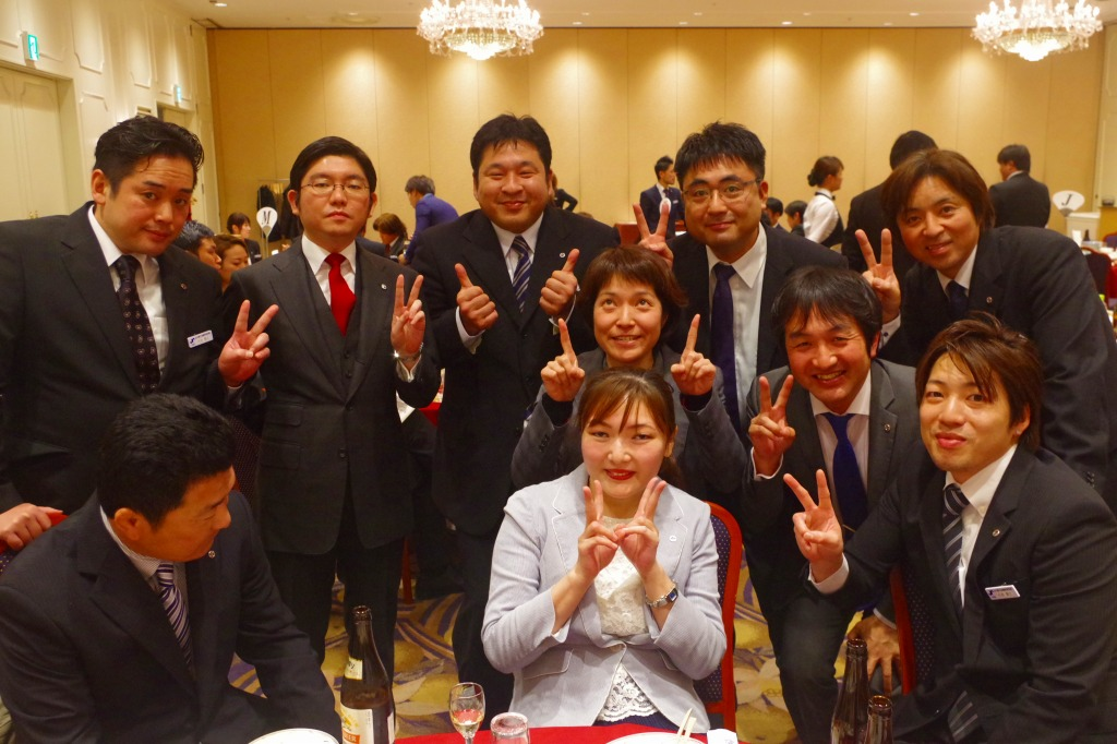 山口県商工会議所青年部 平成30年度 卒会式