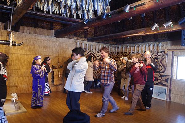 アイヌ民族博物館08