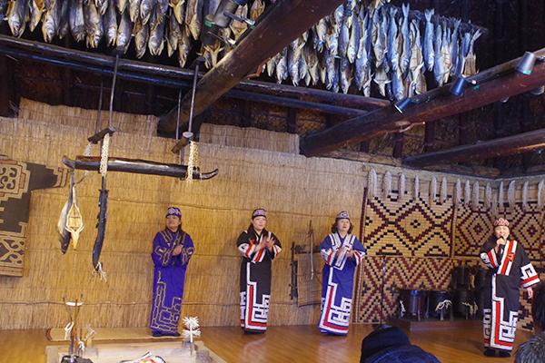 アイヌ民族博物館06
